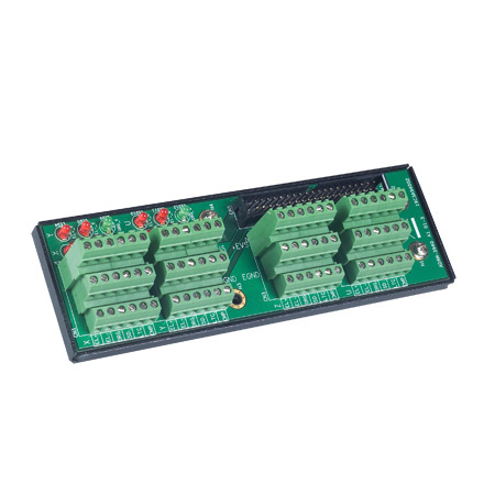 Wiring and Relay Boards