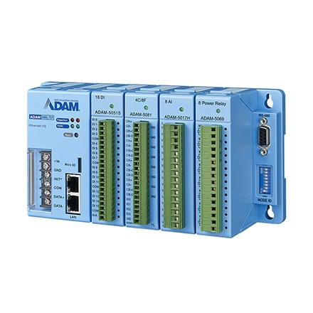 Controller I/O Rack