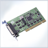 PCI-1604UP 2-port RS-232 Low-Profile PCI Communication Card with EFT Surge Protection