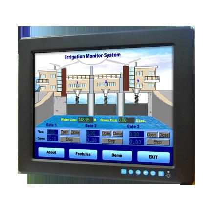 Panel PCs, Monitors and Workstations